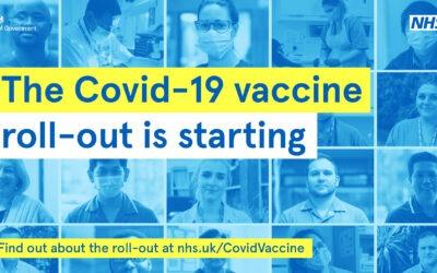 Coronavirus (COVID-19) vaccine